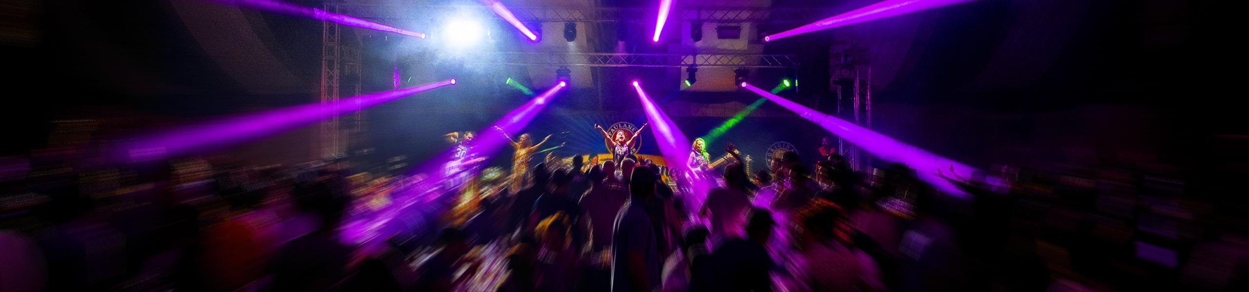 I live dell'Oktoberfest Cuneo 2018