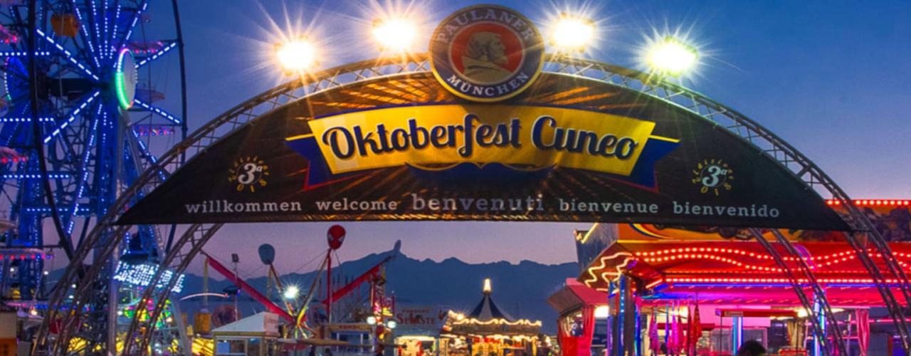 Oktoberfest Cuneo 2018 - una festa per tutti, tutto in una festa!