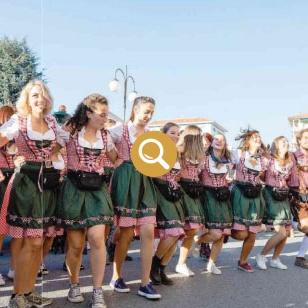 Oktoberfest Cuneo - La Stampa 30 settembre 2018