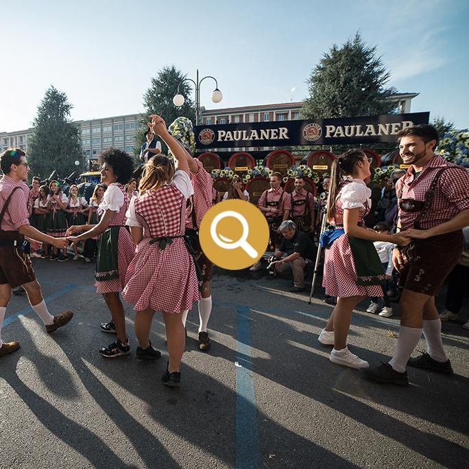 Oktoberfest Cuneo - La Stampa 27 settembre 2018