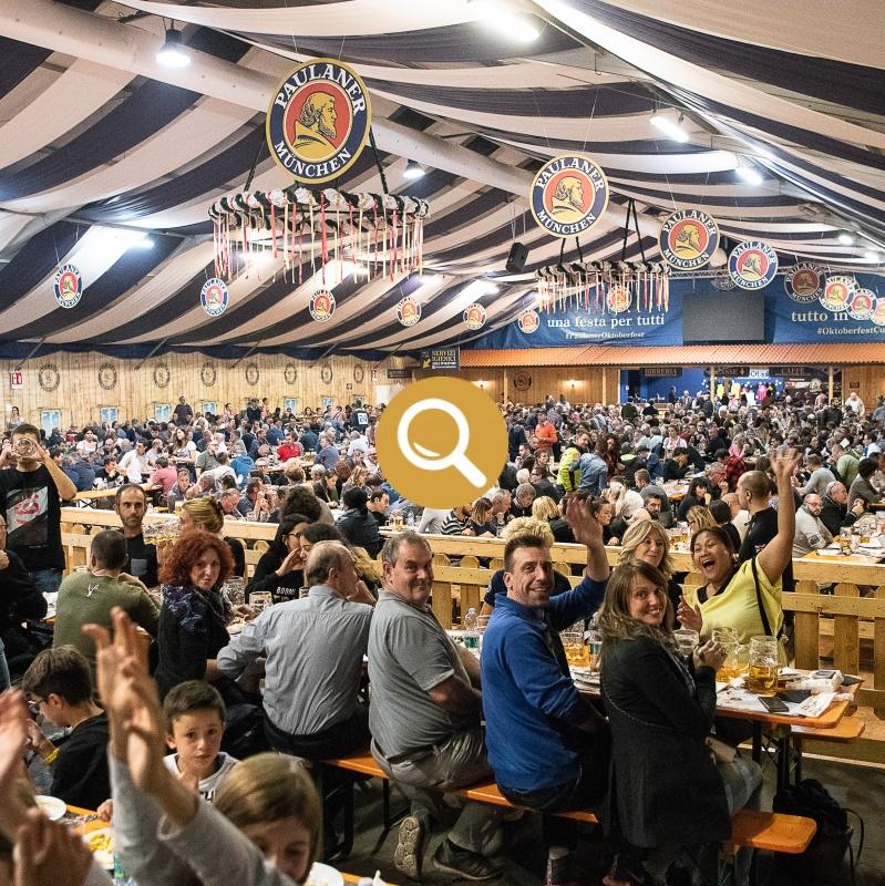 Oktoberfest Cuneo - La Bisalta 4 ottobre 2018