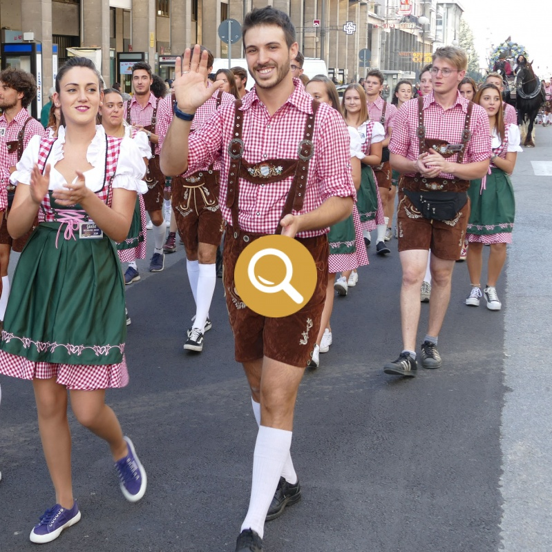 Oktoberfest Cuneo - La Bisalta settembre 2018