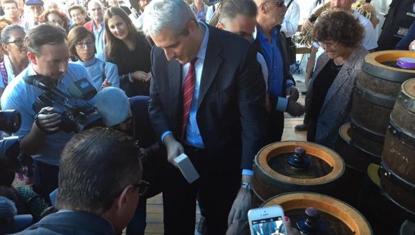 Inaugurato ufficialmente l'Oktoberfest Cuneo 2016