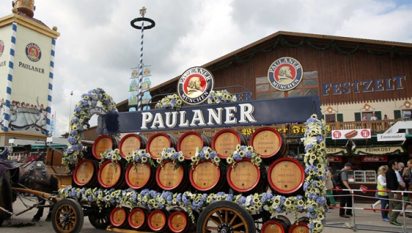 Oktoberfest Cuneo: Paulaner