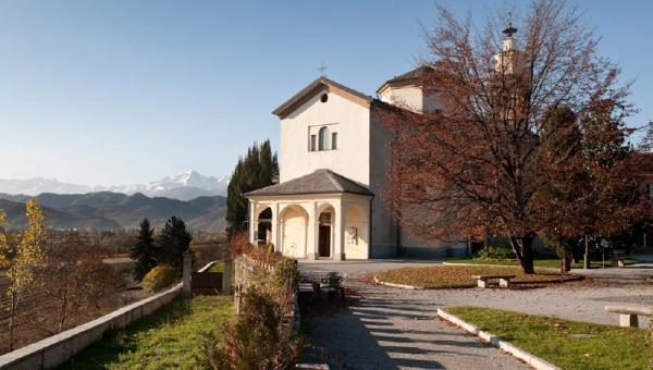 Cuneo Santuario degli Angeli