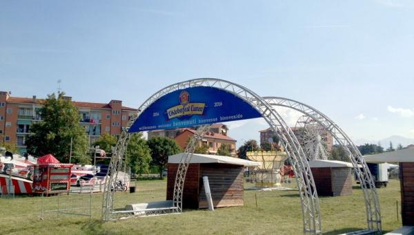 In alto i boccali: prende il via l'atteso Oktoberfest Cuneo