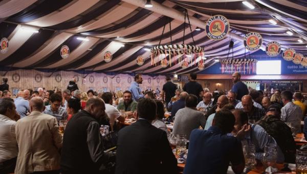 Paulaner Oktoberfest Cuneo | la vetrina più bella