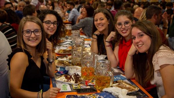 Paulaner Oktoberfest Cuneo | sabato 5 ottobre