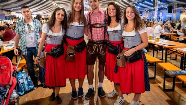 Paulaner Oktoberfest Cuneo | domenica 6 ottobre