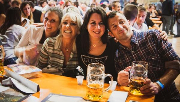 Paulaner Oktoberfest Cuneo | serata venerdì 27 settembre