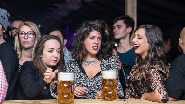 Oktoberfest Cuneo spettacolo piromusicale inaugurale e s. Michele