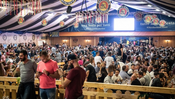 Serata con i Way to Hollywood - 29 settembre | Oktoberfest Cuneo