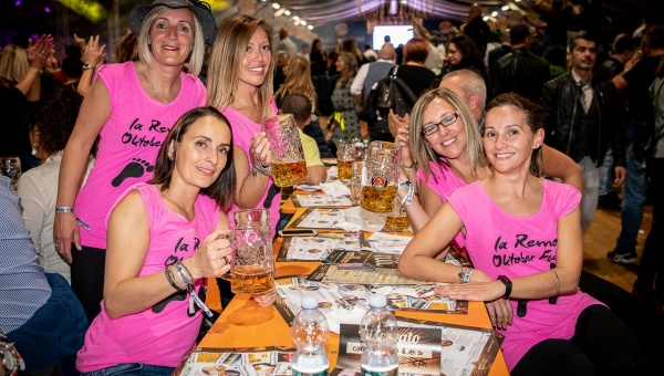 Oktoberfest Cuneo - sabato 6 ottobre serata