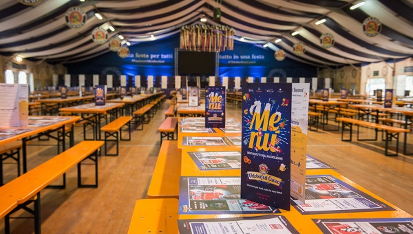 Oktoberfest Cuneo: inaugurazione 2017