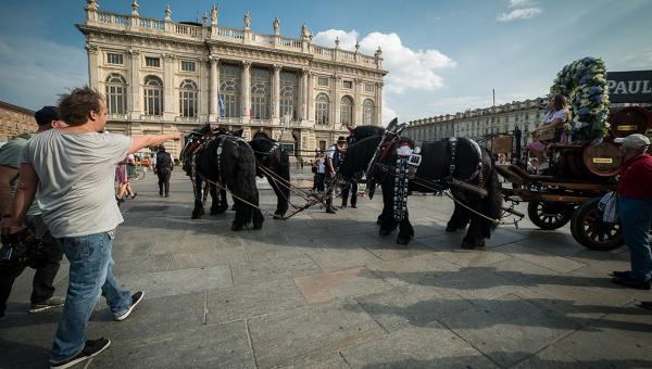 Oktoberfest Cuneo: la parata a Torino