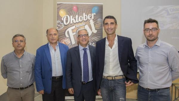 OKTOBERFEST IN TOUR CALABRIA 2018