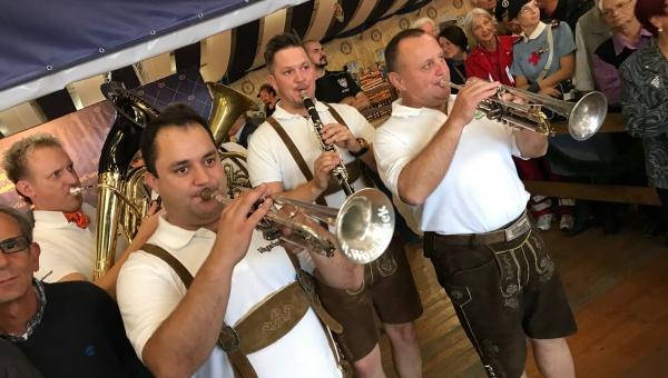 Paulaner Oktoberfest Cuneo | tanta musica