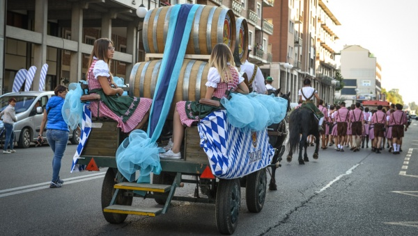 Oktoberfest Cuneo: attrazioni