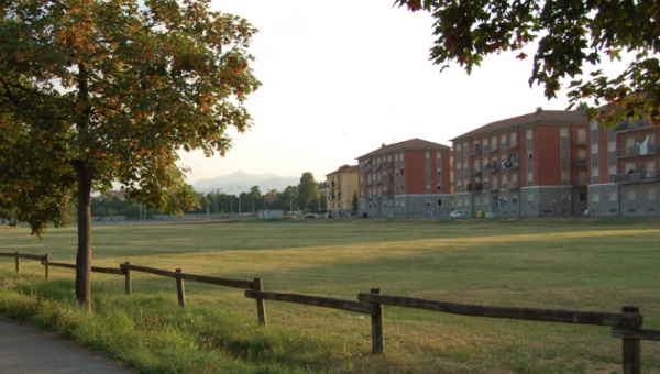 Cuneo Piazza d'Armi