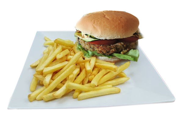 Oktoberfest Cuneo - Hamburger Vegetariano