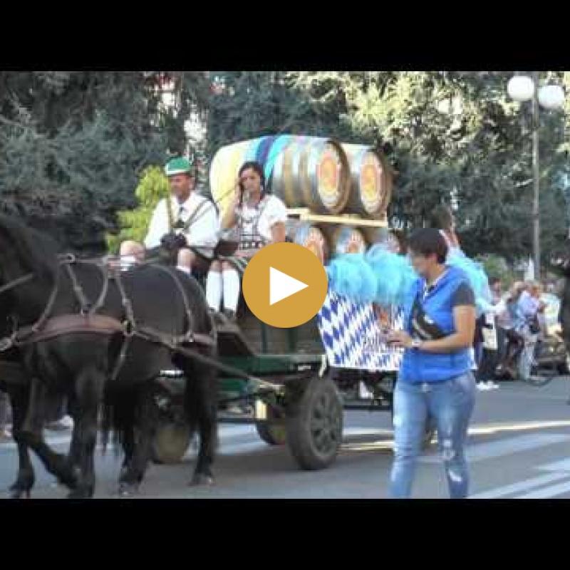 Embedded thumbnail for Inaugurata la prima edizione dell'Oktoberfest di Cuneo - Il Nazionale