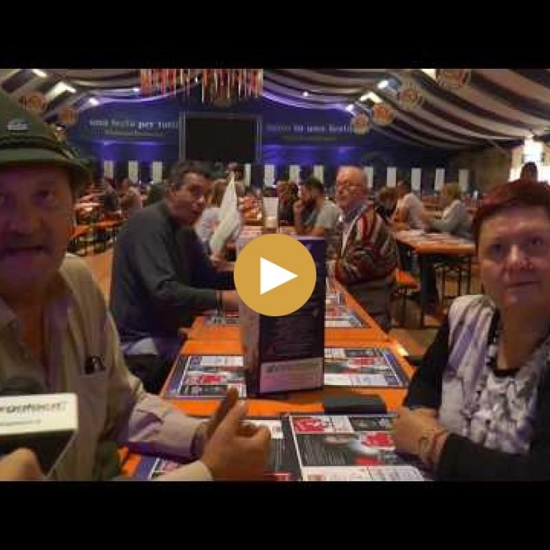 Embedded thumbnail for Al via l'Oktoberfest 2017, prime impressioni dei cuneesi - Targato Cn