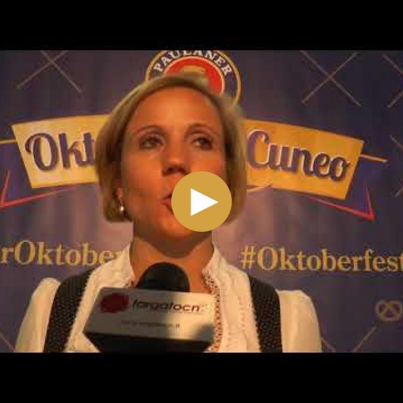 Embedded thumbnail for Inaugurata la seconda edizione dell'Oktoberfest, evento ufficiale Paulaner - Targato Cn