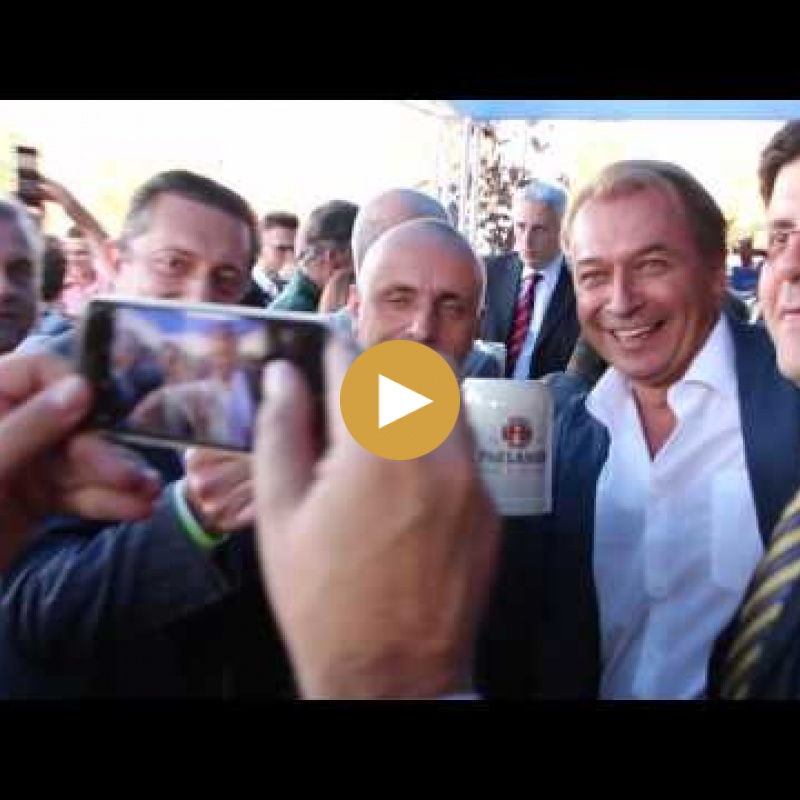 Embedded thumbnail for Oktoberfest a Cuneo 2016: Paolo Balmas