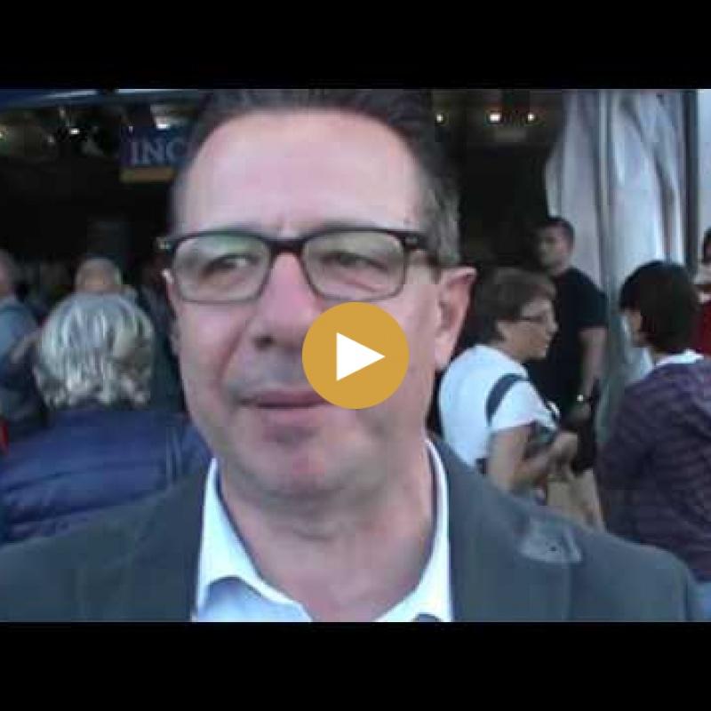 Embedded thumbnail for Oktoberfest Cuneo 2016: la soddisfazione di Pallavicini e Boingioanni