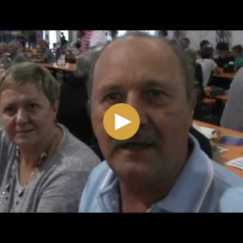 Embedded thumbnail for Oktoberfest Cuneo: l'entusiasmo dei primi visitatori