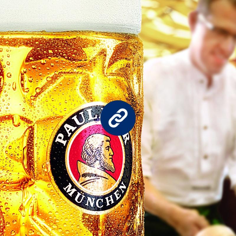 L'Oktoberfest sarà un evento ufficiale Paulaner