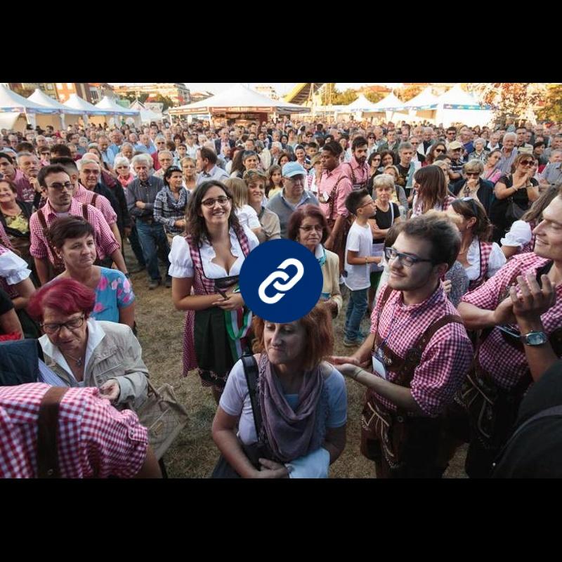 La seconda edizione di Oktoberfest Cuneo dal 28 settembre in piazza d'Armi