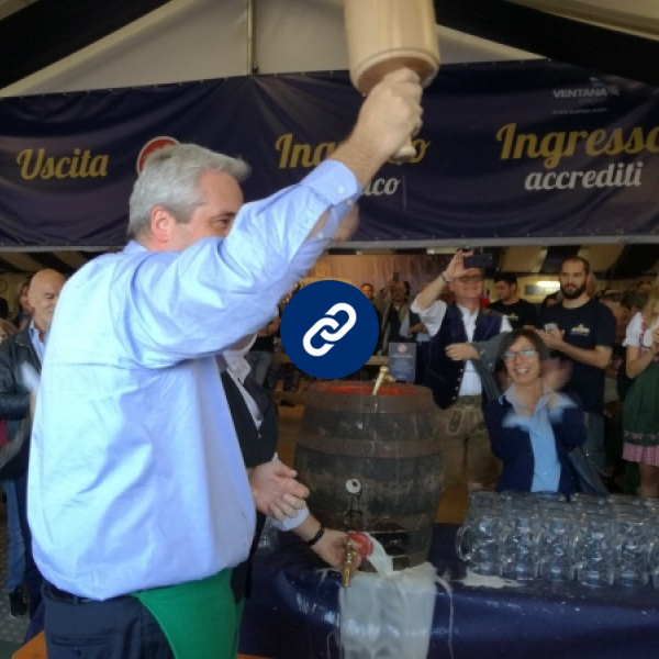 Oktoberfest Cuneo: Cuneo dice 5 settembre 2018