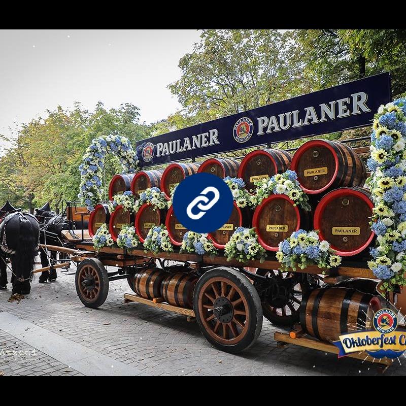 La festa bavarese torna per il secondo anno in piazza d'Armi