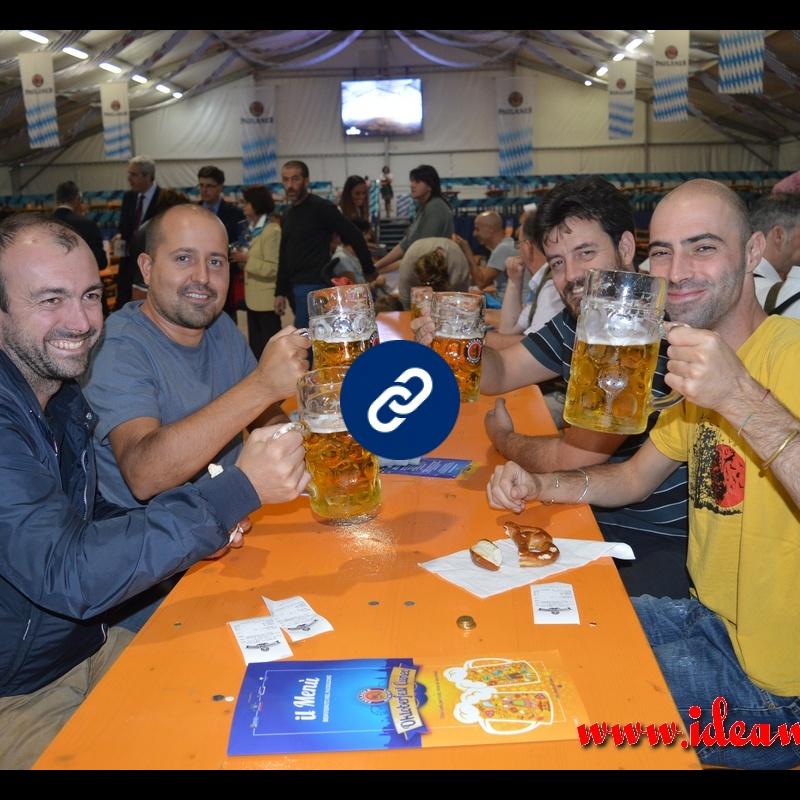Cuneo: il 28 settembre torna l'Oktoberfest firmato Paulaner