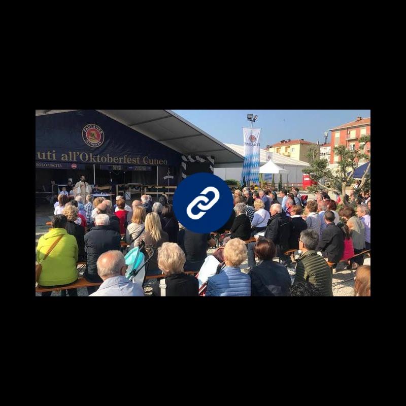 Oktoberfest Cuneo - Cuneo24.it 30 settembre 2018