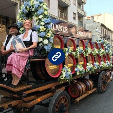 Oktoberfest Cuneo: Targato CN 6 settembre 2018