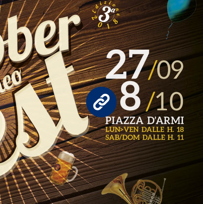 Oktoberfest Cuneo - Cuneo24.it 20 settembre 2018