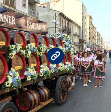 Oktoberfest Cuneo: Cuneo24.it 6 settembre 2018