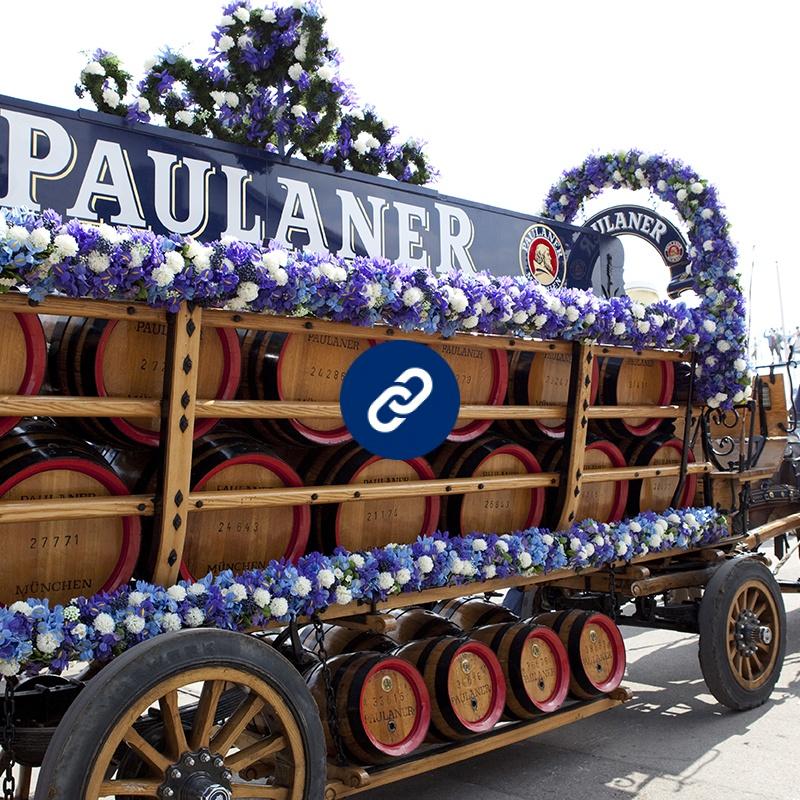 Oktoberfest Cuneo: l'edizione 2017 sarà evento ufficiale Paulaner