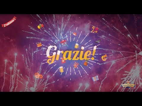 Embedded thumbnail for Grazie!